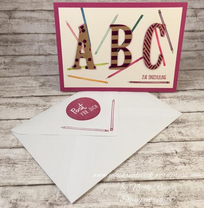 ABC-Einschulung mit Stampin Up_4
