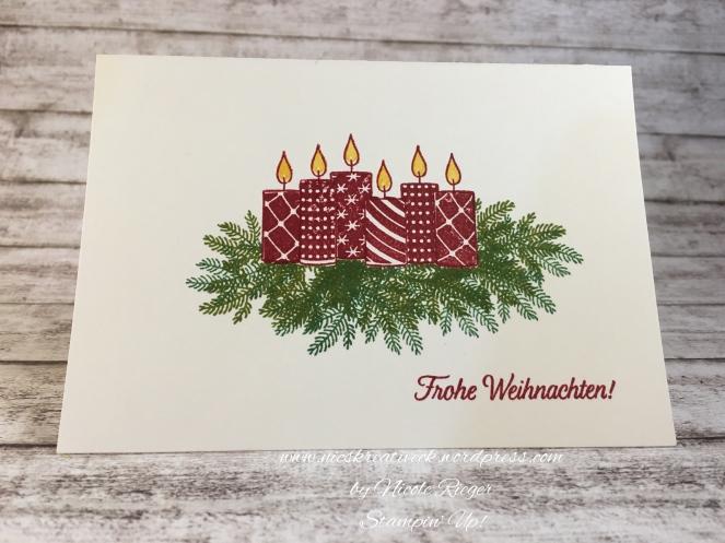 Stampin_Up_Freude im Advent_Kerzen_Rot