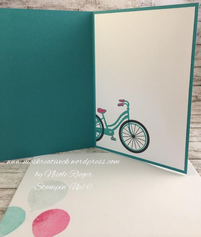 Stampin_Up_Geburtstagskarte mit Fahrrad und Ballons_Innen