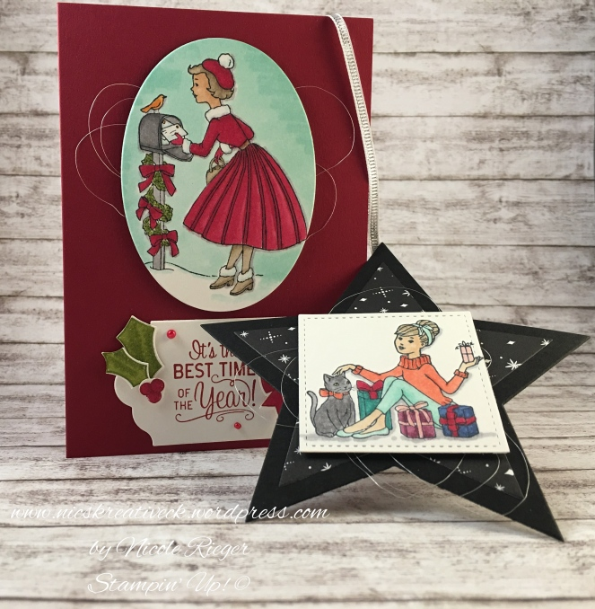 Stampin Up_Christmas in the Making_Blends_1