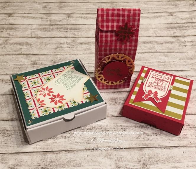 Stampin Up_OnStage 2017_Swaps_weihnachtliche Verpackung_1